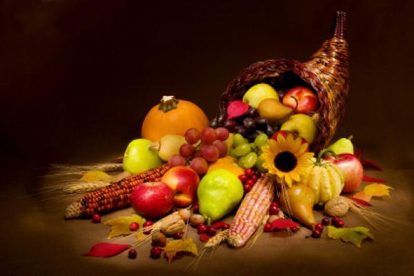 On Spirituality… Thanksgiving