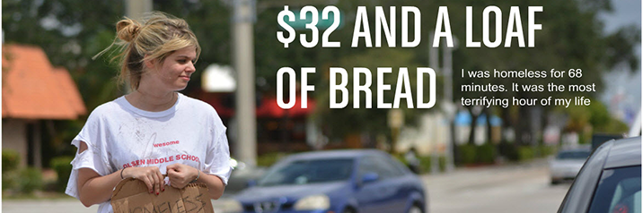 $32 and A Loaf of Bread