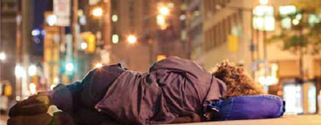 Another City to Criminalize Homelessness