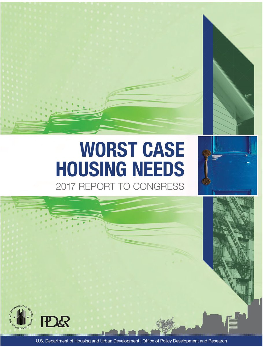 """HUD report details increase in """"worst case housing needs."""""""