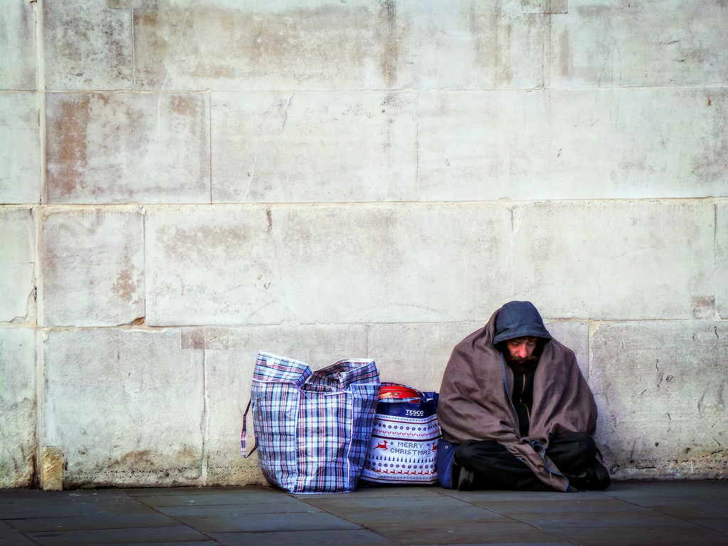 The Word for Homeless