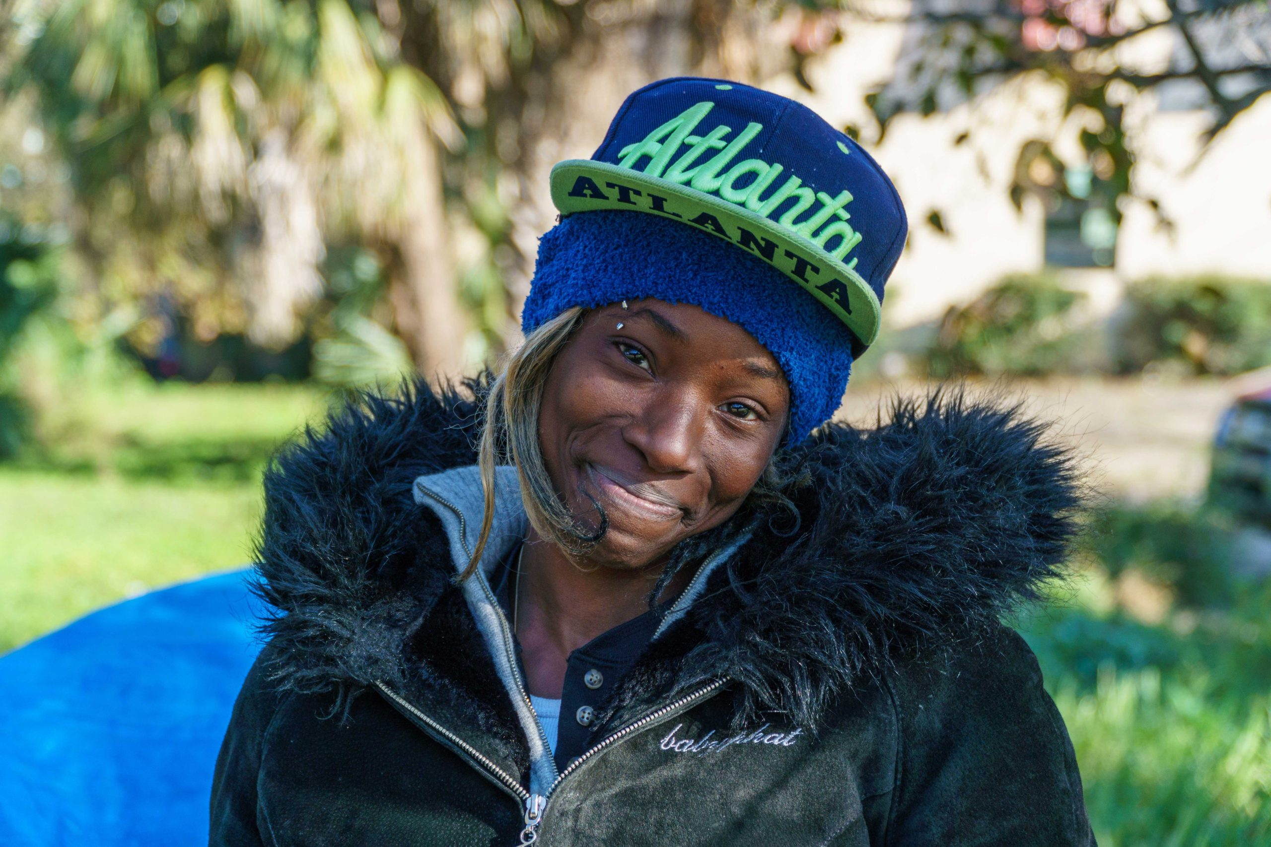 The Unhoused of Jacksonville: Priscilla